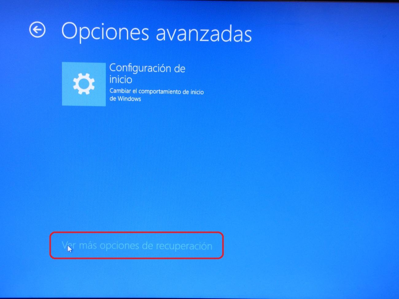 Como iniciar Windows 10 en modo seguro y para que sirve 3