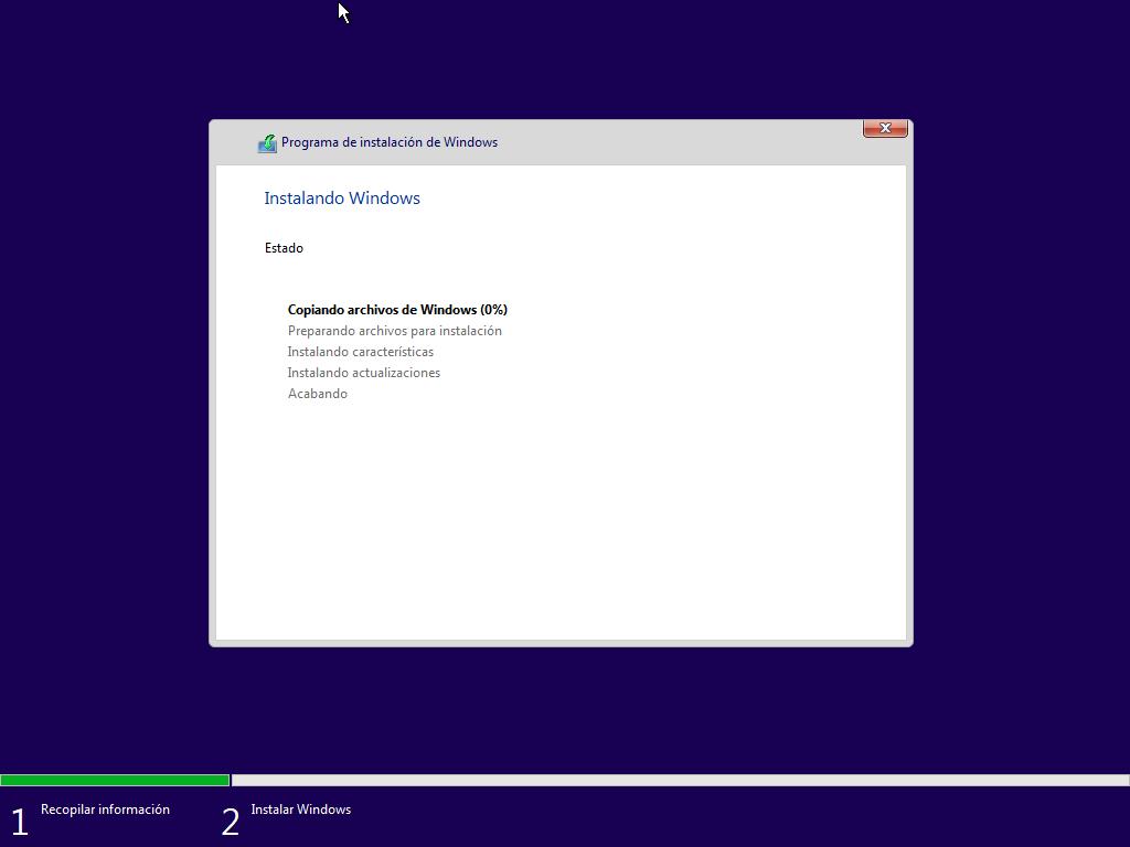 Como instalar Windows 10 paso a paso 10