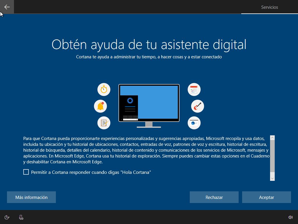 Como instalar Windows 10 paso a paso 20