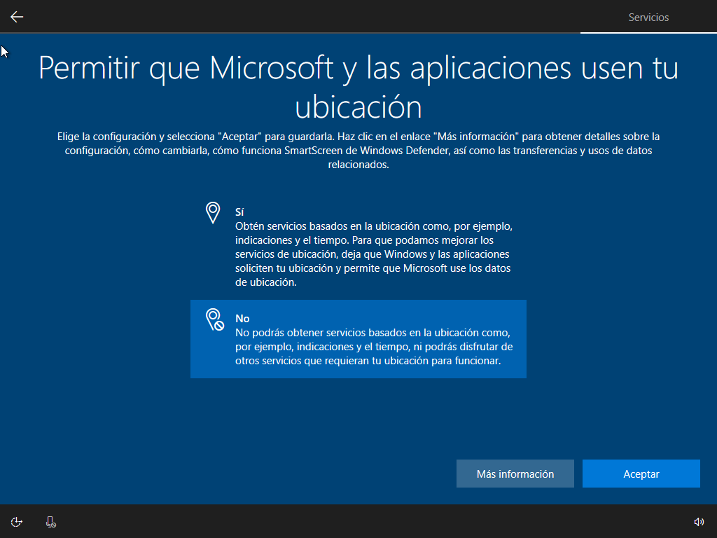 Como instalar Windows 10 paso a paso 22