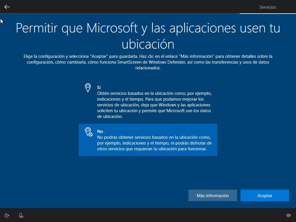 Como instalar Windows 10 paso a paso 22