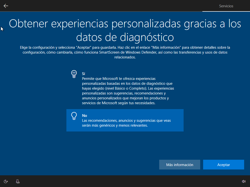 Como instalar Windows 10 paso a paso 26