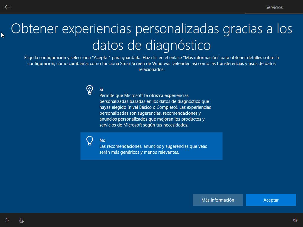 Como instalar Windows 10 paso a paso 26