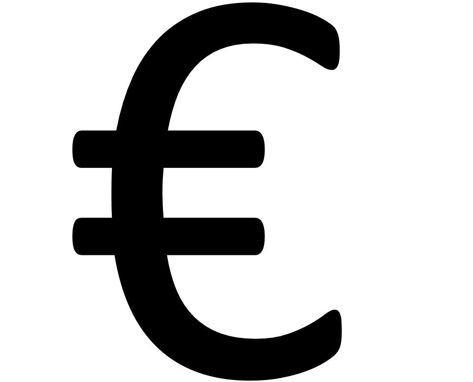 Como poner el símbolo euro usando el teclado 1