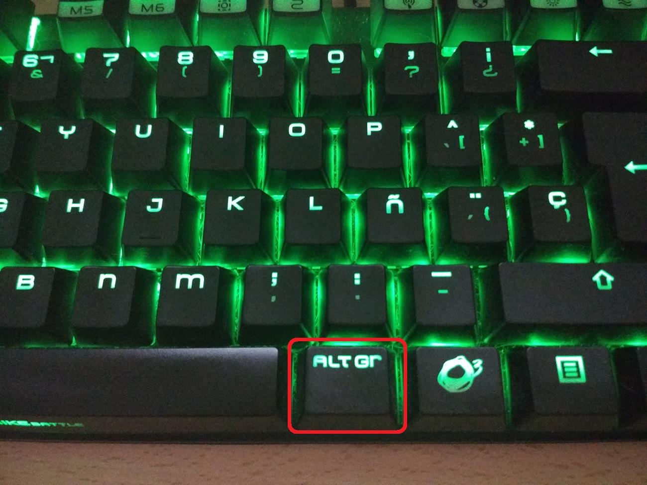 Como poner el símbolo euro usando el teclado