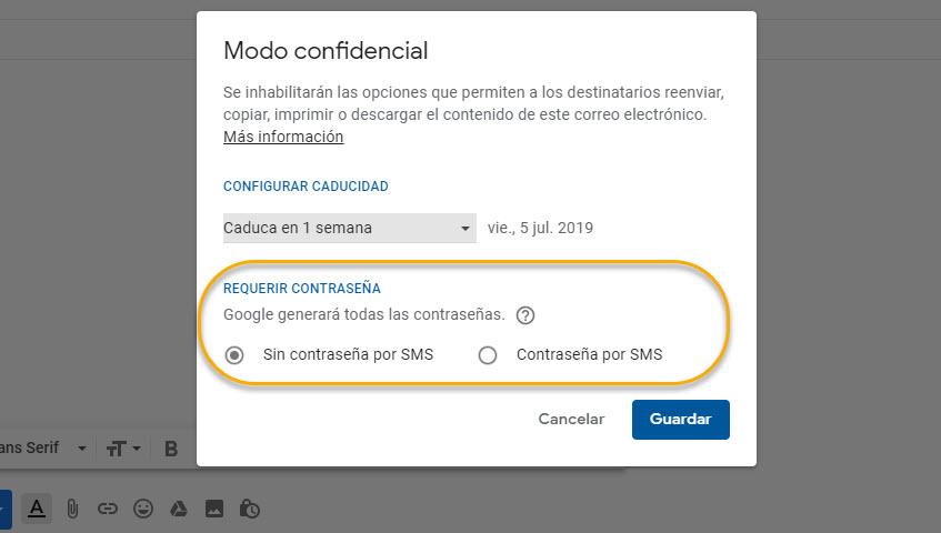 contraseñas Gmail
