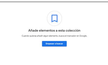Cómo crear colecciones con las búsquedas desde Google Imágenes