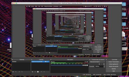 Cómo grabar la pantalla del ordenador Windows, Mac o Linux con OBS Studio