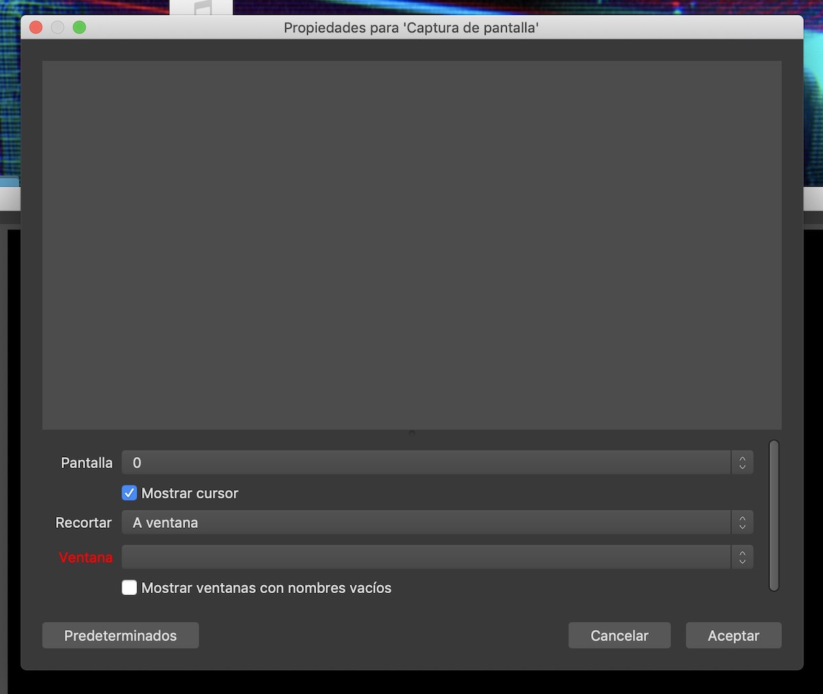 hacer streaming obs twitch 3