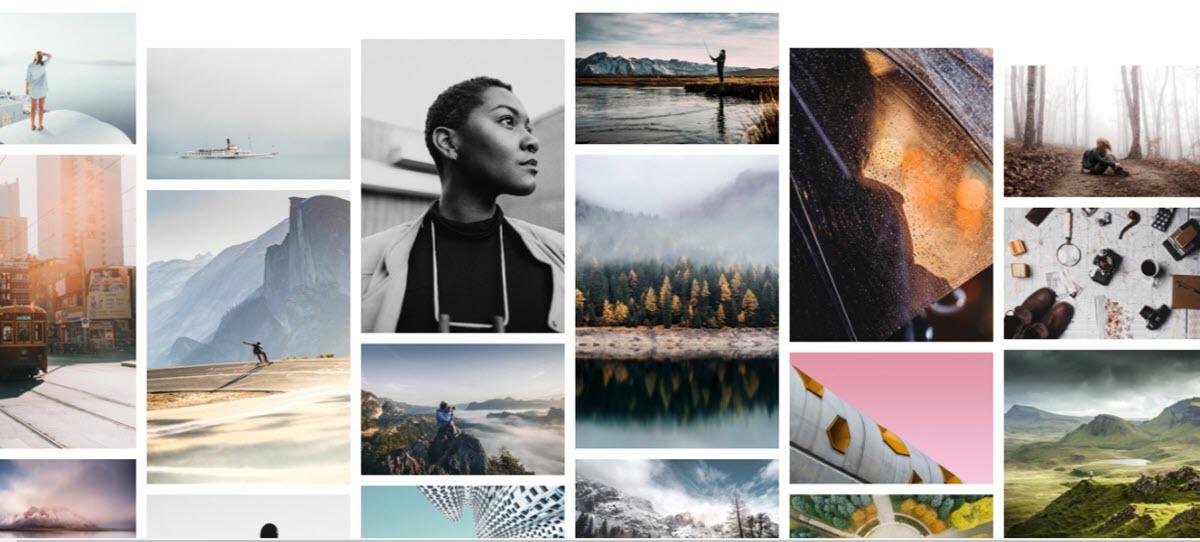 10 sitios con imágenes gratis y libres para utilizar en tus proyectos