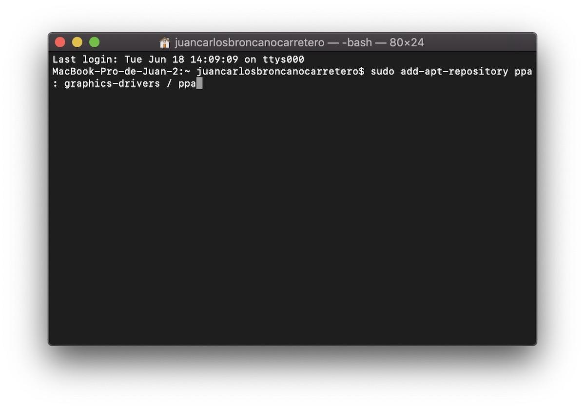 instalar drivers nvidia ubuntu 1