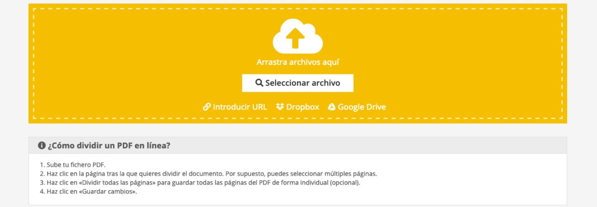 Pdf2go documentos PDF