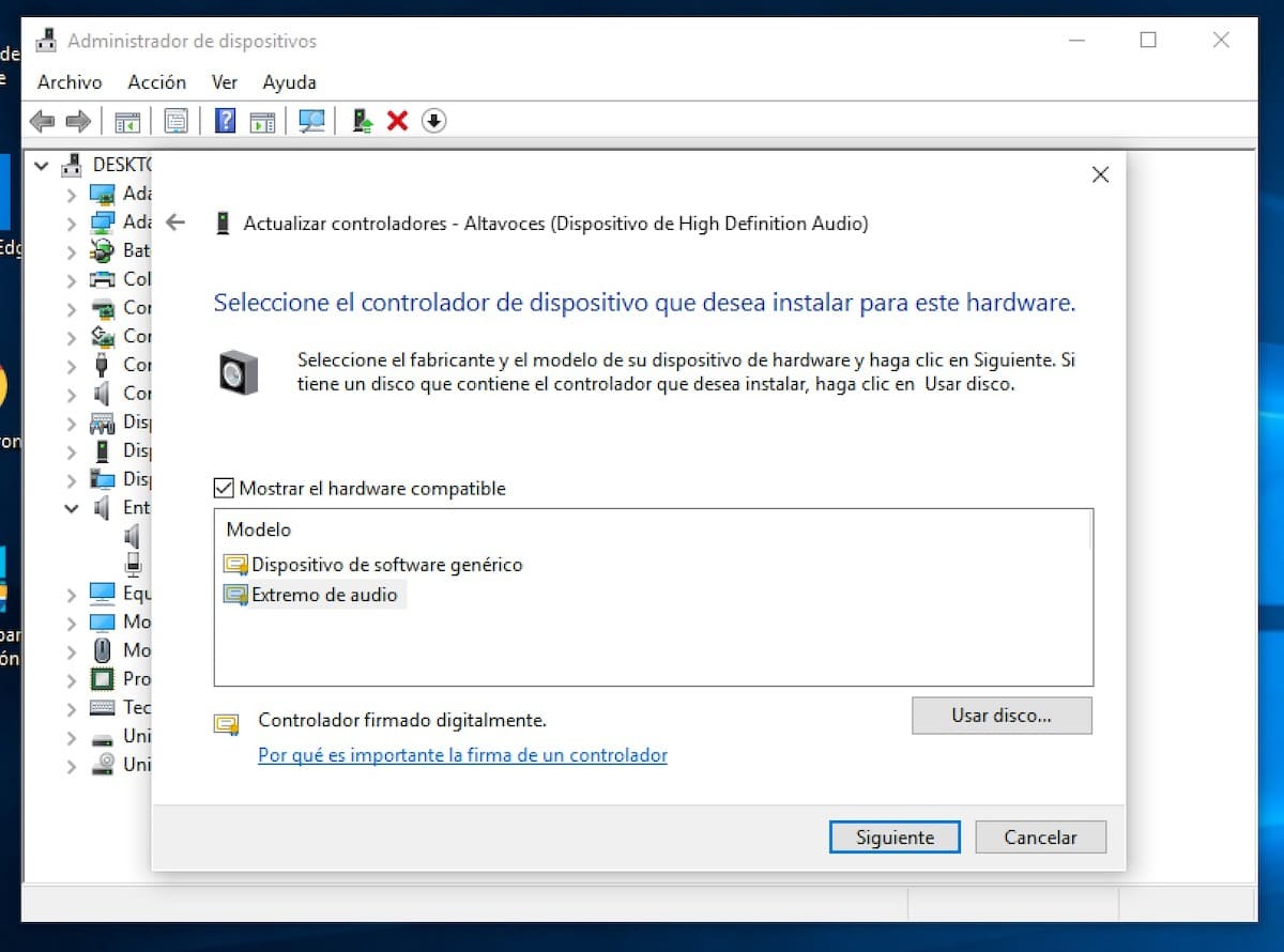 windows 10 sin sonido de repente 5