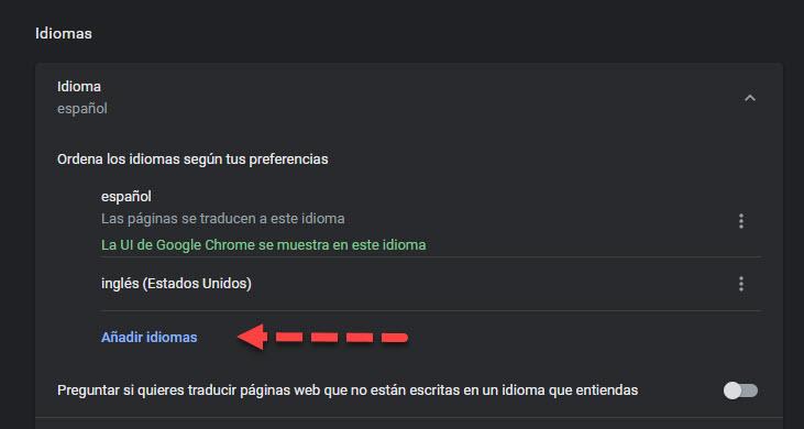 Cómo utilizar el corrector ortográfico de Google Chrome 4
