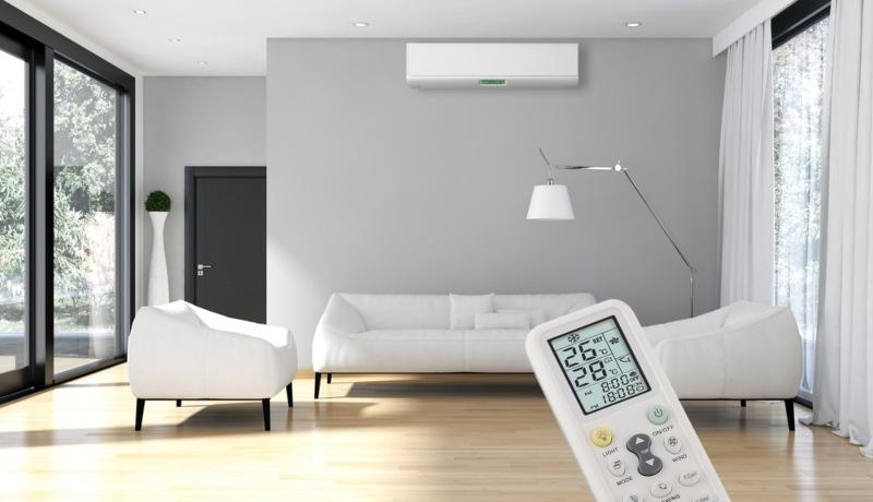 Aire acondicionado ahorro de energía