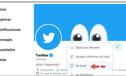 Cómo utilizar las listas de Twitter