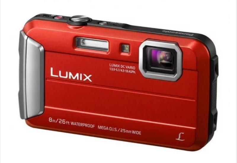 Cámara sumergible Lumix DMC-FT30