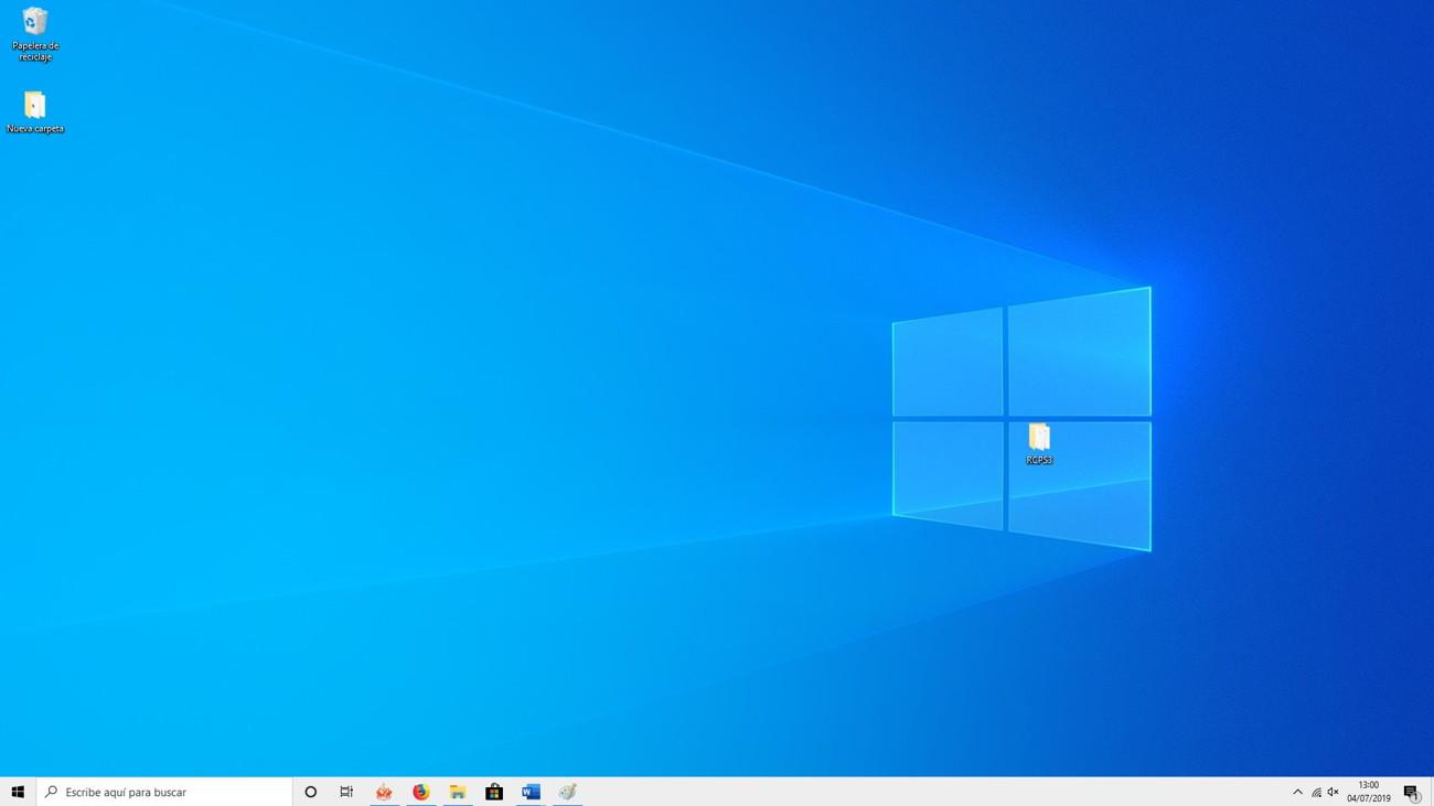 Como activar el nuevo tema claro de Windows 10