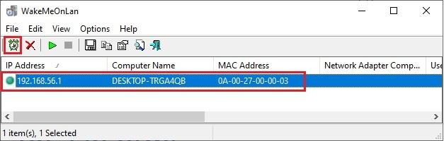 Como encender el ordenador por Internet usando Wake On LAN 12