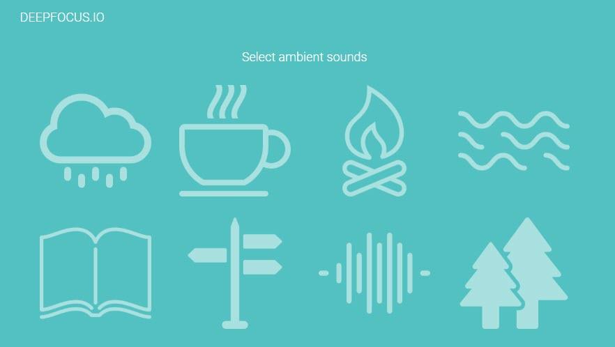 10 sitios web para escuchar sonidos relajantes 2