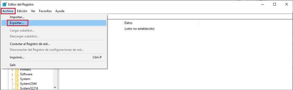 desactivar la protección contra la escritura en Windows 10 02