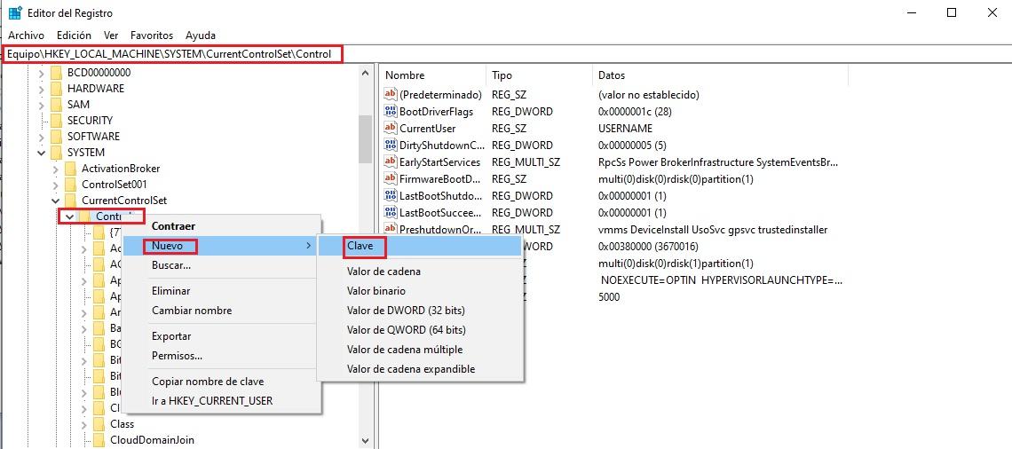 desactivar la protección contra la escritura en Windows 10 4