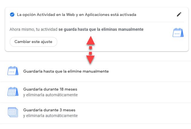 Cómo eliminar el historial de búsqueda de Google 7