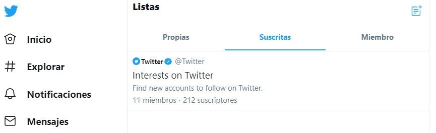 Cómo utilizar las listas de Twitter 6