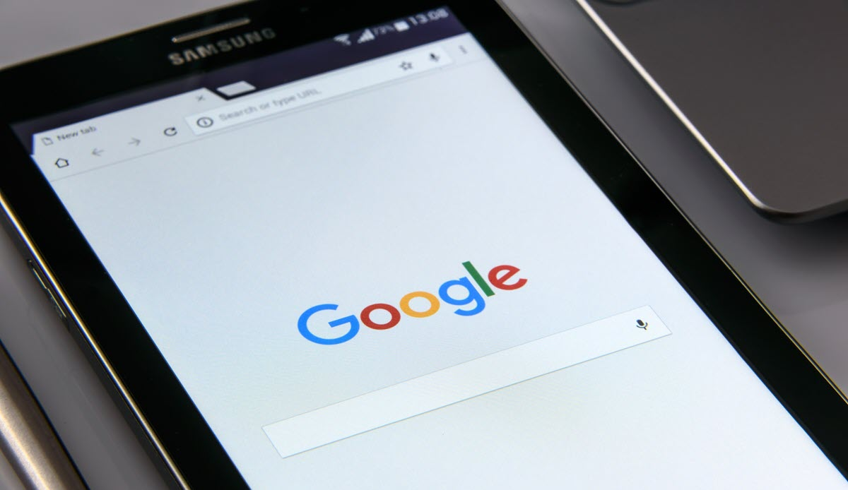 Cómo eliminar el historial de búsqueda de Google 1
