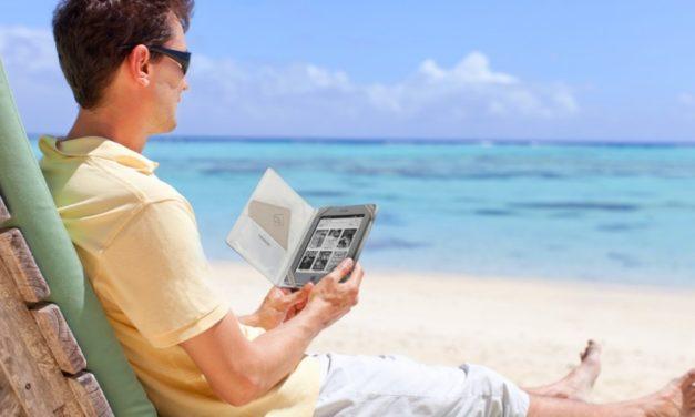 5 ereaders o libros electrónicos para leer en tus vacaciones