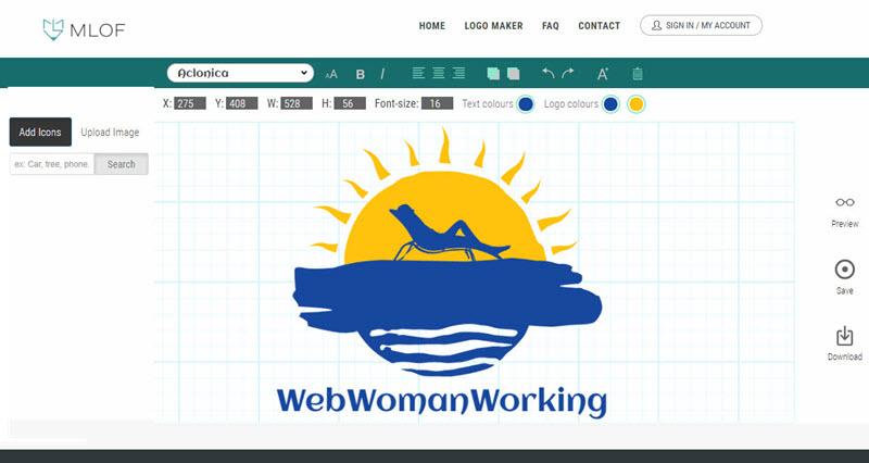 5 sitios gratuitos para crear logos 2