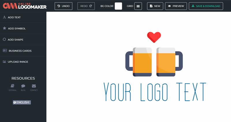 5 sitios gratuitos para crear logos 6