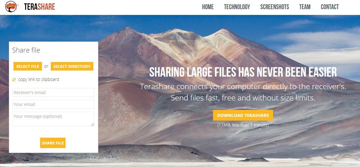 10 recursos gratuitos para compartir archivos grandes 8