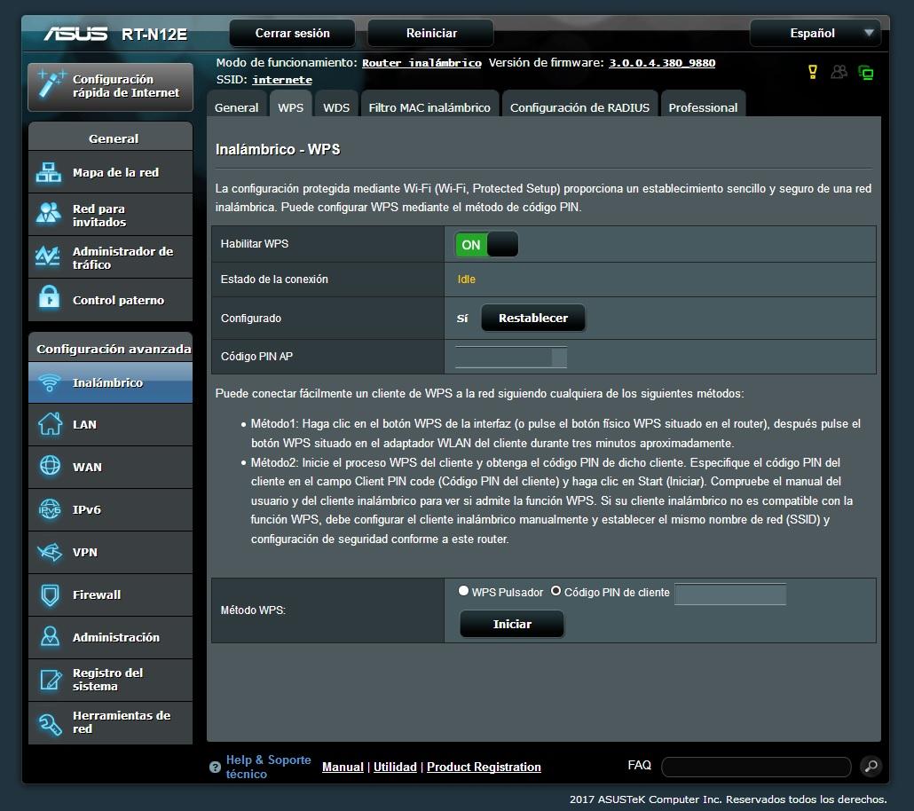 Qué es y para qué sirve el botón WPS del router 2
