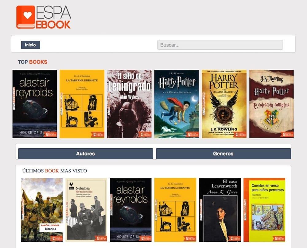 alternativas espaebook no funciona