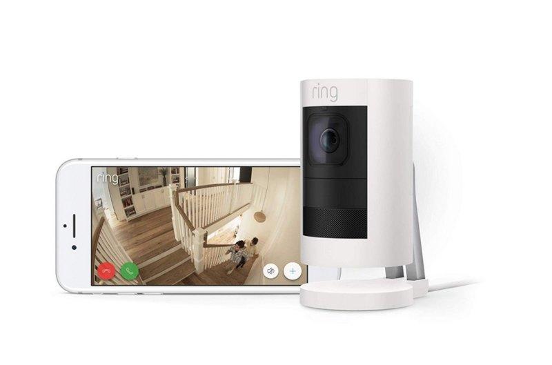 Cámara de vigilancia Ring