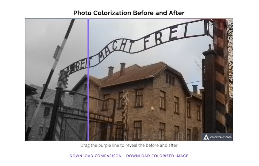 colorear foto blanco y negro a color 0