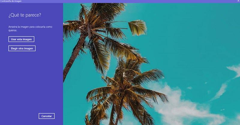 Cómo usar una contraseña de imagen en Windows 10 3
