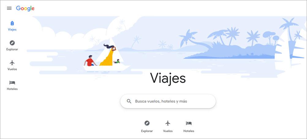 Cómo buscar los vuelos y hoteles más baratos en Google