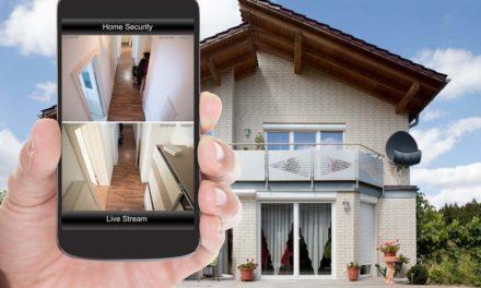 Cómo proteger tu hogar con cámaras de vigilancia y sensores inteligentes
