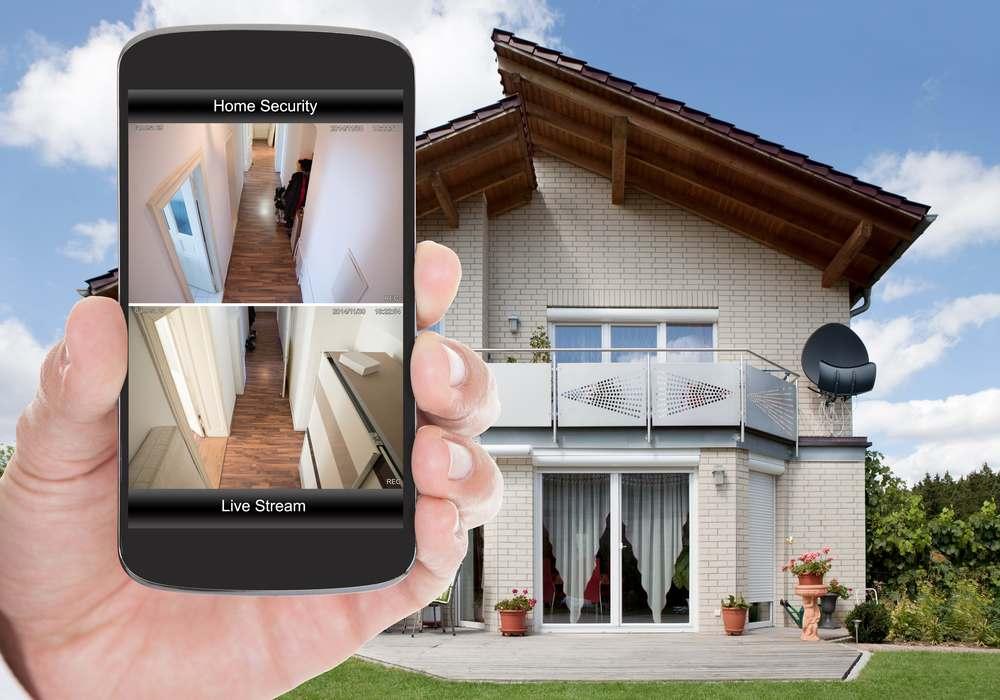 Cámaras de vigilancia en el hogar