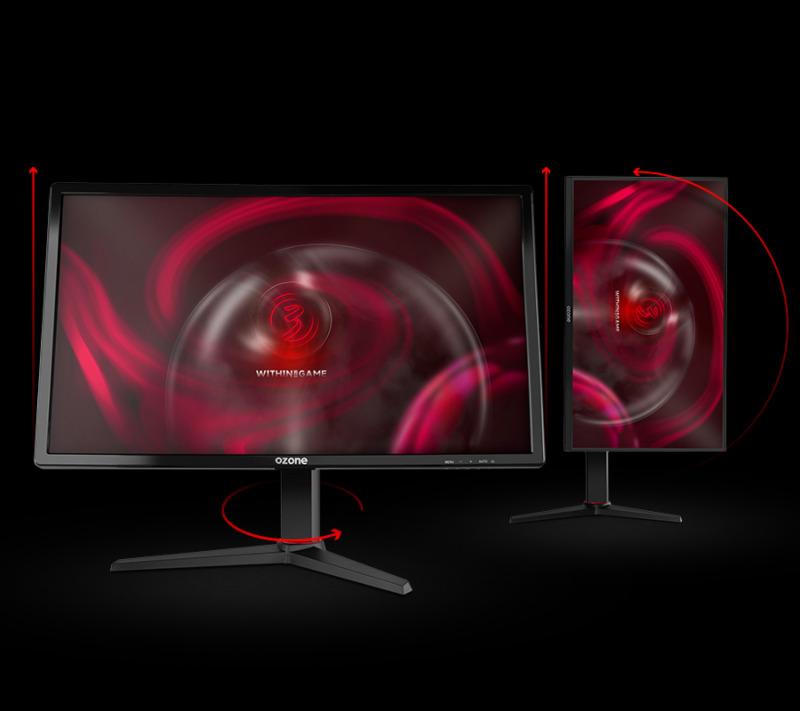 Ozone DSP24 monitor gaming