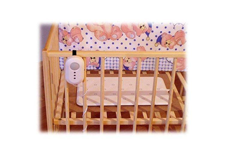 Gadget para controlar respiración del bebé
