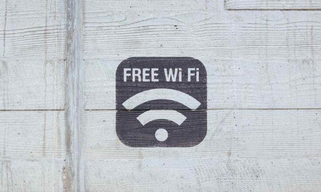 Cómo protegerse en una red WiFi pública