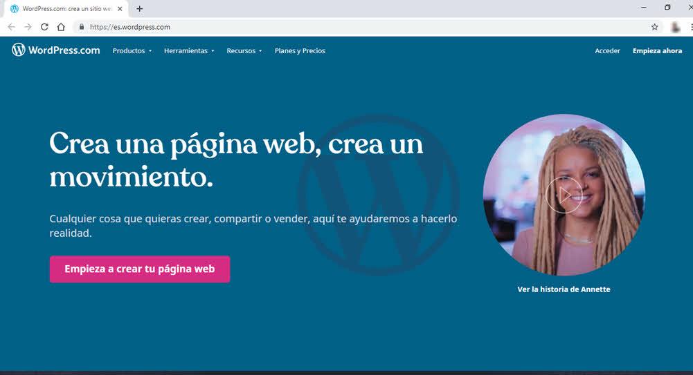 Cómo crear un blog gratuito en WordPress