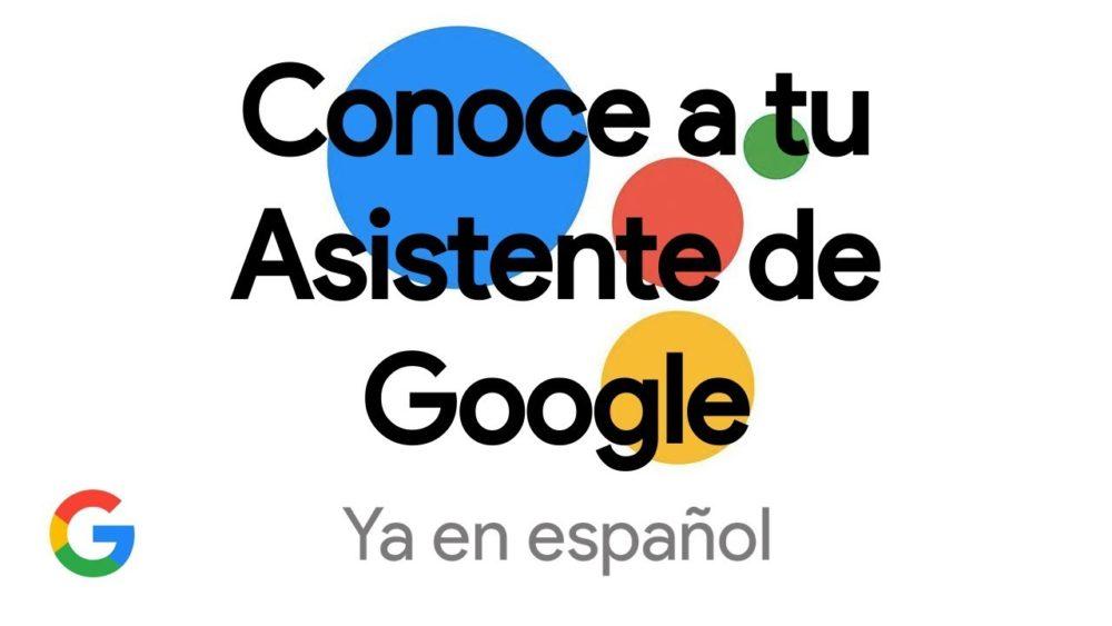 asistente google
