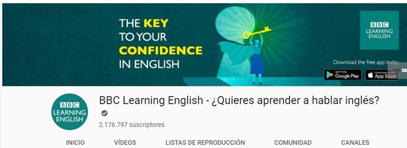 10 chaînes YouTube pour apprendre l'anglais 4