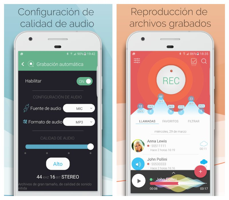 Callbox aplicación