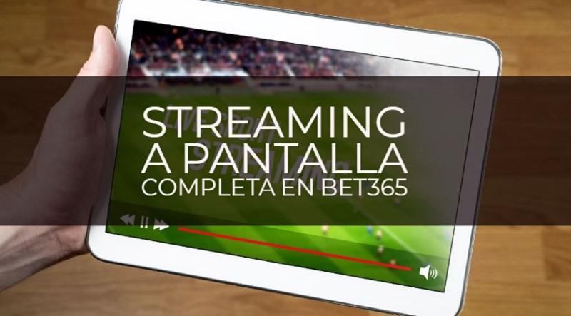 Casa apuestas para ver fútbol online