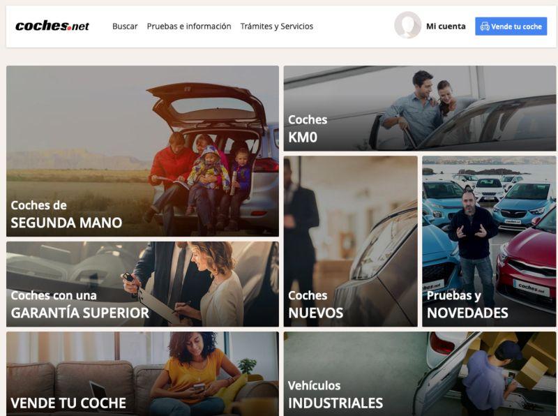 Coches de segunda mano en Coches.net